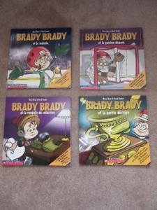 French Brady Brady Books