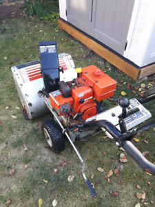 Craftsman 5hp snowblower