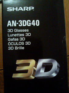 Active 3D glasses..new
