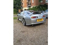 Toyota supra Twin turbo immaculate condition