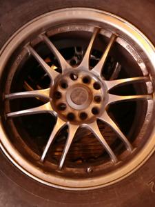 3 Pneus ete/summer tire