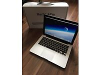 MacBook Pro 2012 i5 processor 16gb memory ram 750gb harddrive comes with box and charger
