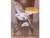 Joie owl baby high chair