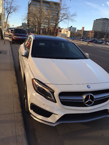 2015 Mercedes-Benz Other GLA45 AMG SUV, Crossover