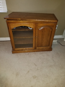 FANTASTIC PRICE - TV Stand with Swivel Top