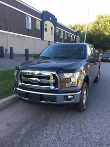 2016 Ford F-150 SuperCrew XLT Pickup Truck