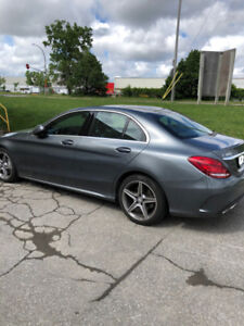 2017 Mercedes C 300 Lease Take Over. $650 / month tax in