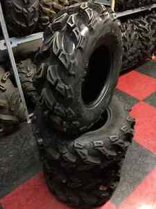 "26"" STI Outbacks $440 + Taxes! ATV / UTV Tire & Rim Christmas!"