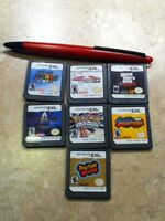 Special addition DSi XL with 7 games