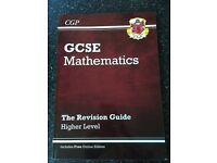 CGP GCSE Maths Higher Level revision guide
