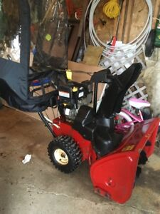 386/24 Toro Snowblower