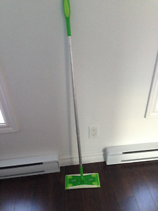 SWIFFER SWEEPER!!!!!!