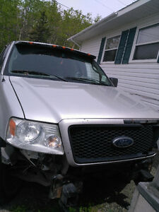 2005 f150 running gear from Alberta 7802216782