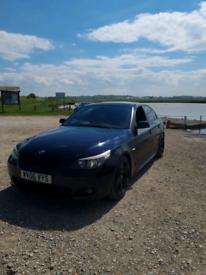 BMW 535D MSPORT E60
