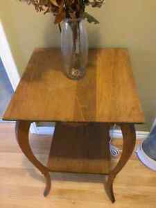 antique parlour or occasional table