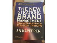 Assorted management books