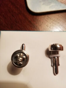 Sterling Silver Cuff Links (99.7% pure)