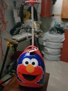 Elmo Suitcase