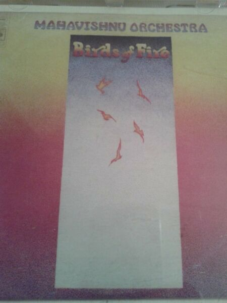 Mahavishnu Orchestra - Birds Of Fire ,73 cd