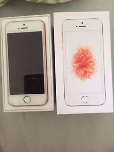 New in box iphone SE 64GB, never used