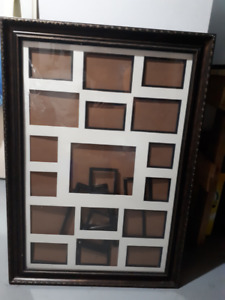 large multi picture frame