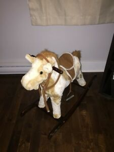 Kids riding / rocking horse