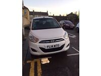 Hyundai i10 City car eco friendly cheap to run