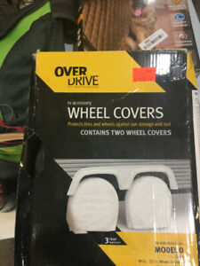 Trailer RV Wheel Covers New!