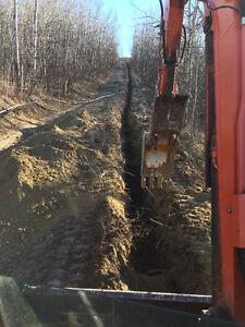 Excavation, Landscaping, Demolition, & Trucking Services Calgary Alberta image 8