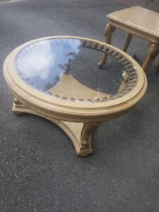 Table basse et table d'appoint