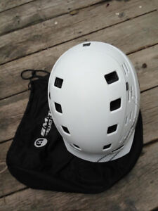 Smith Helmet - Variant Brim-White