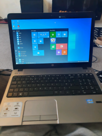 Hp ProBook 450 windows 10 laptop