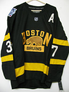MONTREAL CANADIENS / BOSTON BRUINS HOCKEY JERSEY 2016 CLASIC