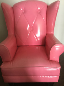 Pink Girls Chair
