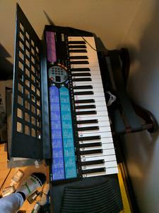 Starter Yamaha Keyboard  ($100 OBO)