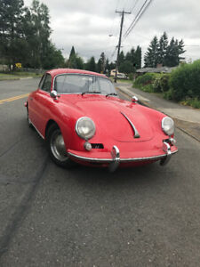Wanted- Porsche 356 / Jaguar XKE. Anywhere in Ontario