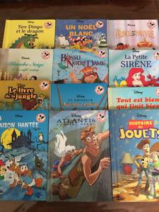 Livres Disney