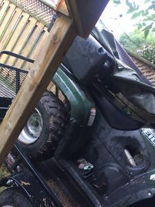 ATV for sale. Comes with plow & more  Cambridge Kitchener Area image 5