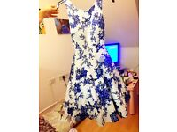 Ladies Dress by QUIZ Size 8 UK