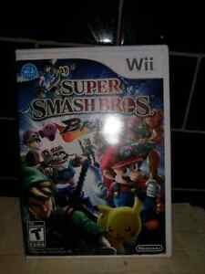 Smash bros for wii