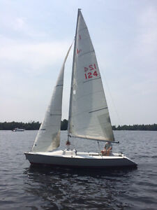 Just In Time For Summer - Impulse 21 Sailboat For Sale!
