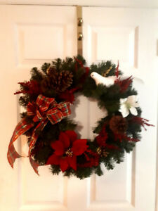 Custom Made Christmas Wreaths