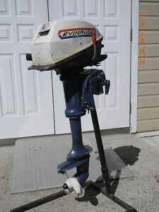 Evinrude 4 force 1975