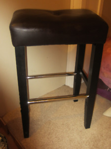 3 ASSORTED BAR STOOLS