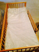 Toddler bed& matters