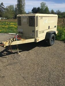 2007 Ingersoll Rand P425 WR Air Compressor, Low Hours