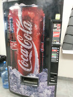 WORKING CONDITION Pop Vending Machine - Excellent Quality