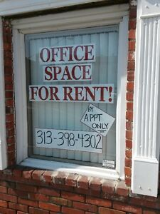 Office Space available in Chatham. $450/month Utilities Included