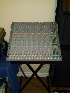 all in one live/rec/monitor console