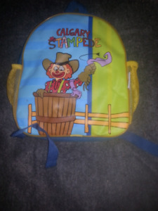 Calgary Stampede kids backpack